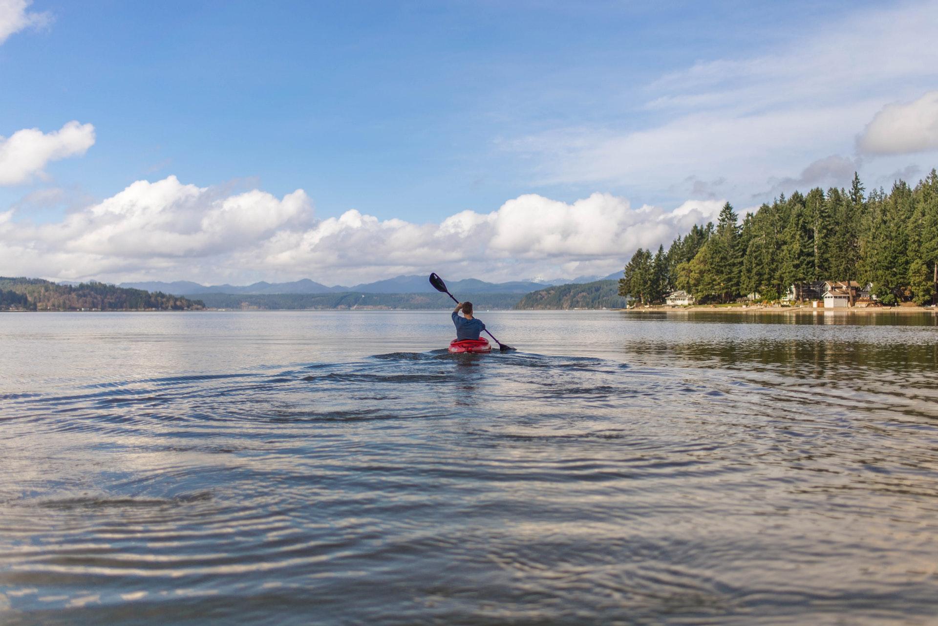 Dostępne trasy spływów kajakowych